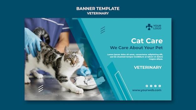Bannervorlage der tierklinik
