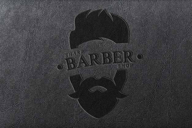 Barber logo vorlage