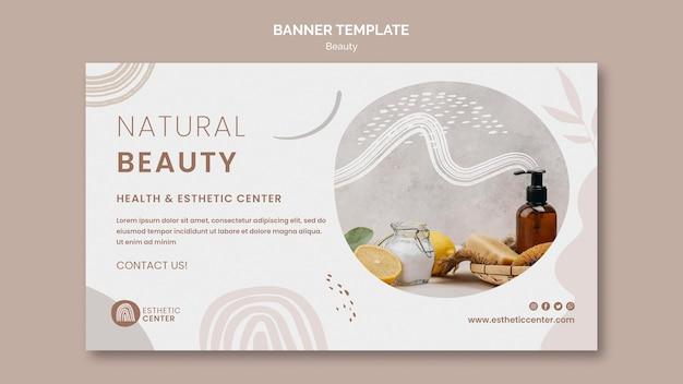Beauty-banner-vorlage