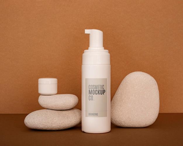 Beauty care kosmetikprodukt modell