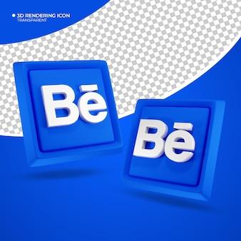 Behance 3d-render-symbol zeichen oder symbol