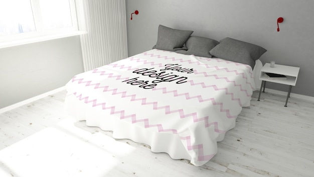 Bettbezug modell