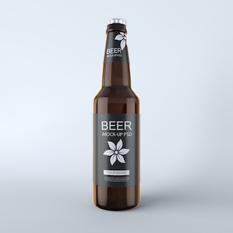 Bierflasche-modell