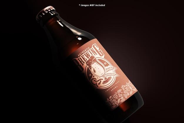Bierflaschenmodell