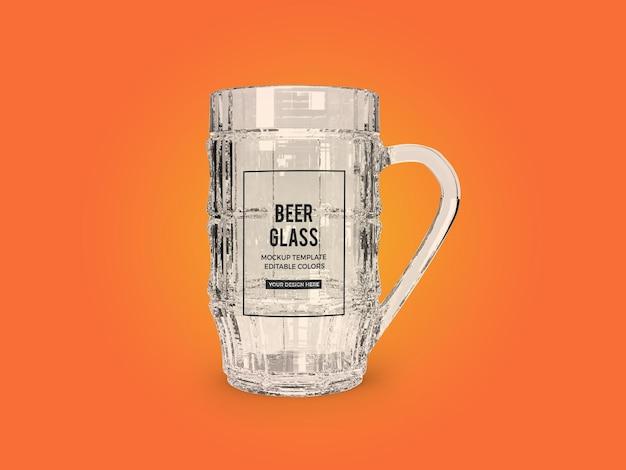 Bierglas-mockup-design