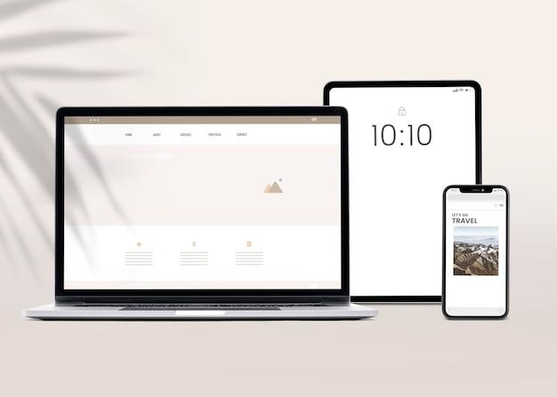 Bildschirm für digitale geräte bearbeitbar