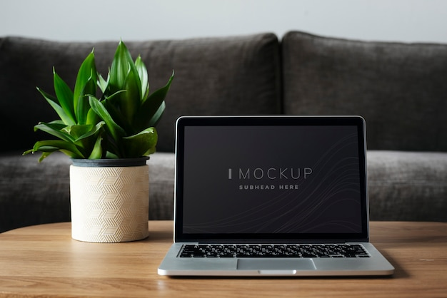 Bildschirmmodell für digitale geräte des laptops