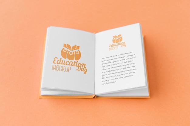 Bildungstag konzept modell