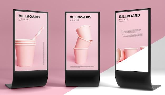 Billboard studio verspotten