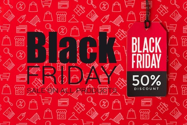 Black friday sales mit rabatten