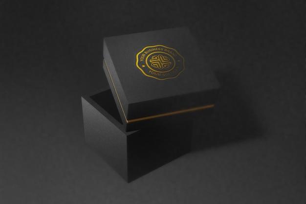 Box-logo-modell