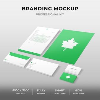 Branding-modell