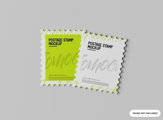 Briefmarkenmodell