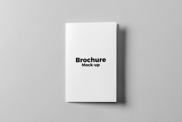 Broschüre mock-up