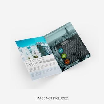 Broschüre mockup