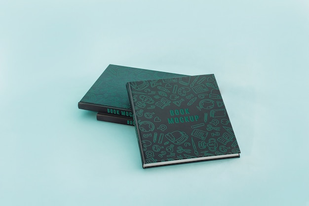 Buchcover mocku
