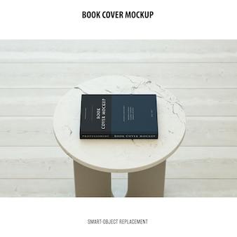 Buchcover-modell