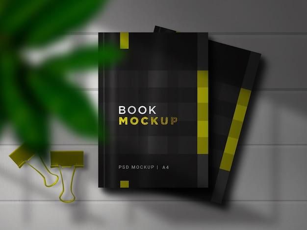 Buchcover-modellentwurf