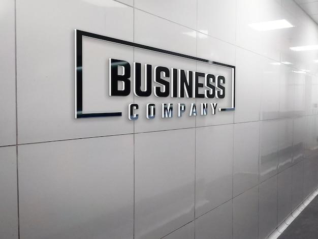Bürowand-logo-modell