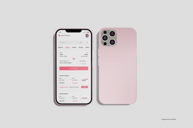 Buntes telefonmodell