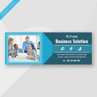 Business banner design
