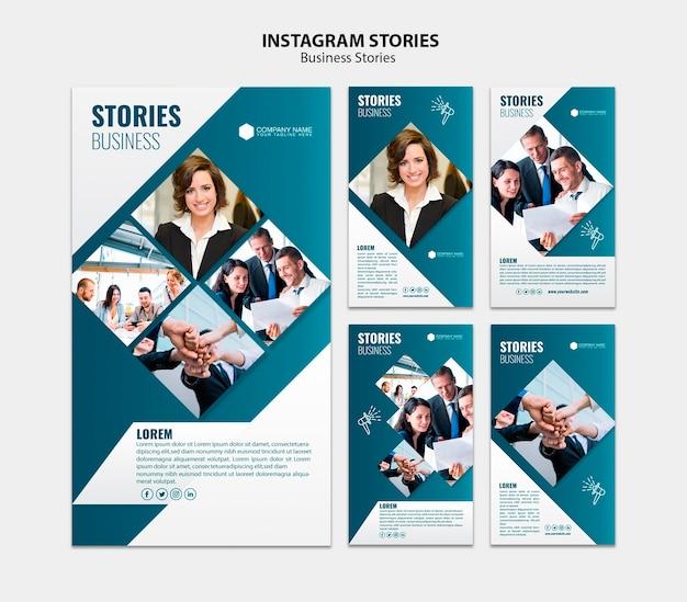 Business-social-media-vorlage