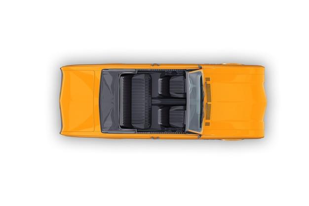 Cabrio altes auto modell