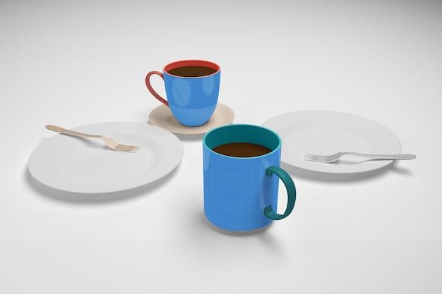 Café-modell