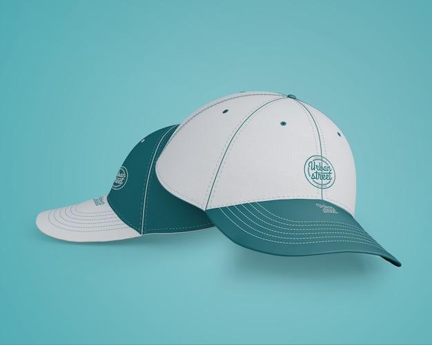 Cap-modell für das merchandising