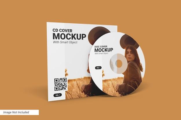 Cd-cover-modell