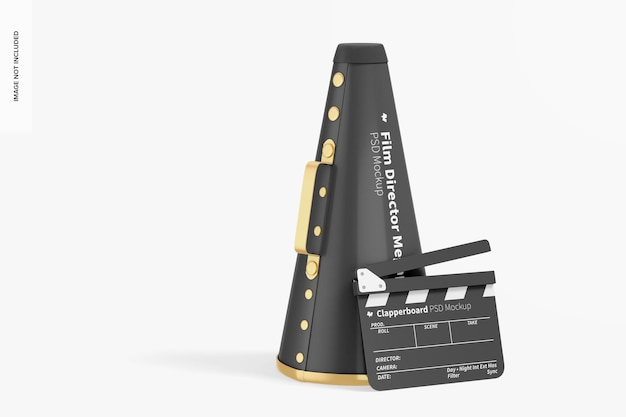 Clapperboard-modell