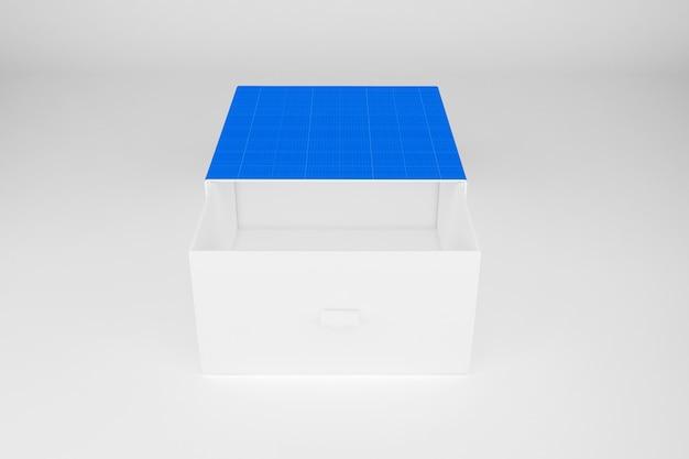 Clean box mockup