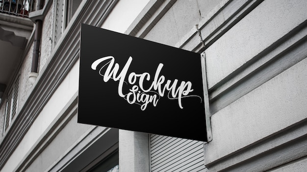 Coffeeshop board modell