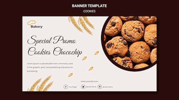 Cookies speichern banner vorlage