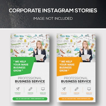 Corporate instagram geschichten
