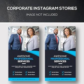Corporate instagram geschichten