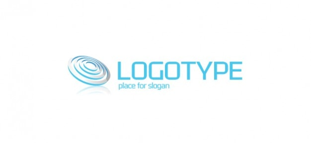 Corporate vector logo-vorlage