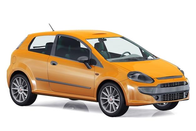 Coupé auto 2010 modell
