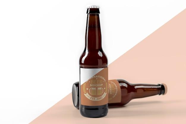 Craft beer konzept modell