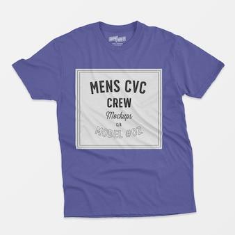 Cvc-crewmodell für herren 02