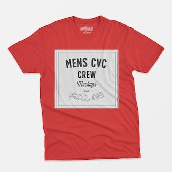 Cvc-crewmodell für herren 03