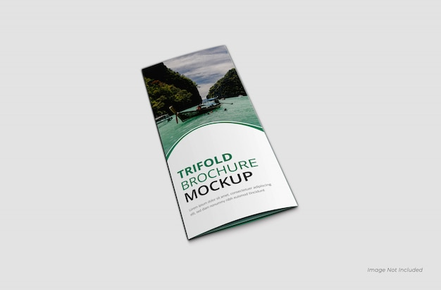 Deckblatt trifold-broschüre