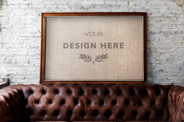 Design space bilderrahmen