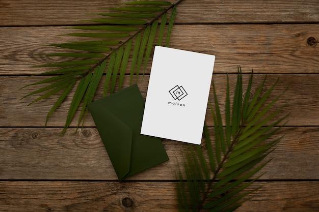 Designmodell für papierumschläge