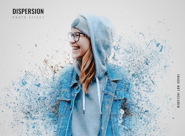 Dispersions-fotoeffekt