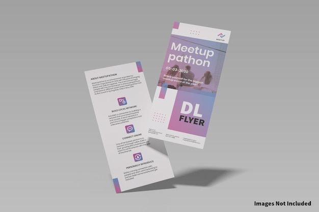 Dl-flyer-modell