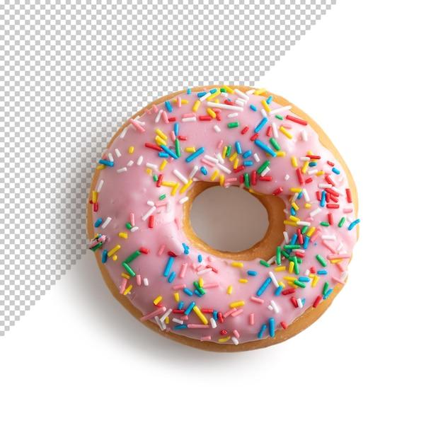Donut-rendering-draufsicht