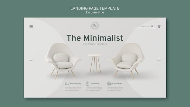 E-commerce-landingpage