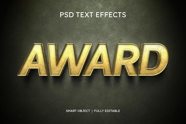 Effekt im textstil verleihen