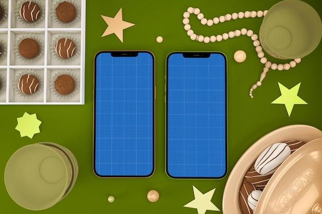 Eid smartphone-modell